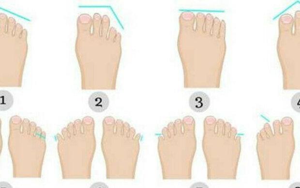 Tvar nohy vypovídá o kořenech a předcích člověka