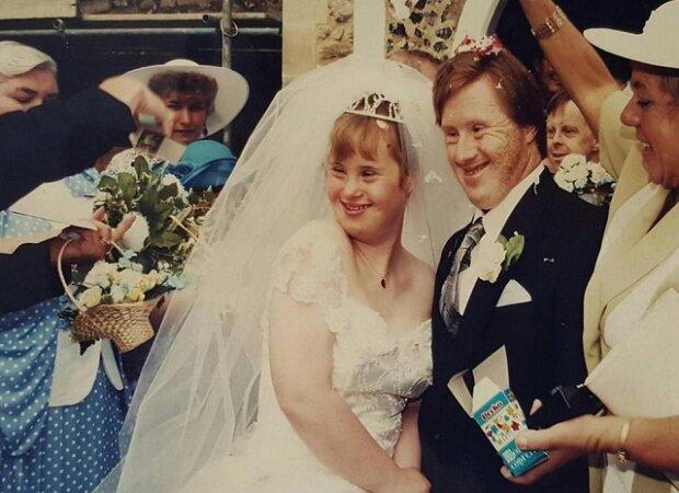 Rozdíl po 24 letech? Smutný osud manželství s downovým syndromem