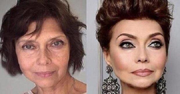 Síla makeupu. Máme 18 impozantních příkladů