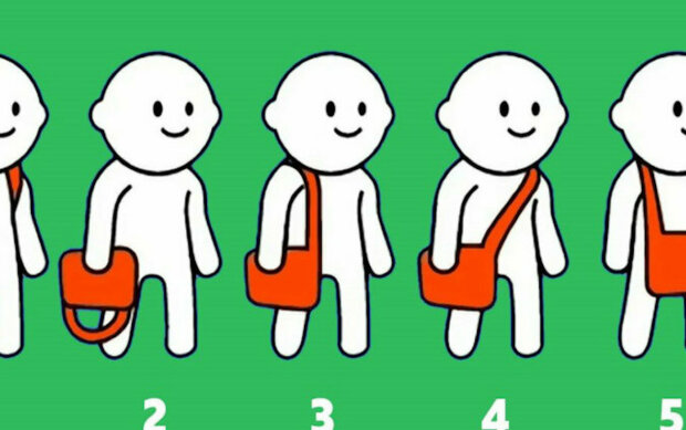Způsob, jakým brašnu nosíte, vám může říci hodně o vaší osobnosti