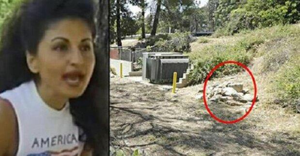 Majitelka šla zkontrolovat divoce štěkajícího psa, ale z toho, co viděla, jí skočilo srdce až do krku