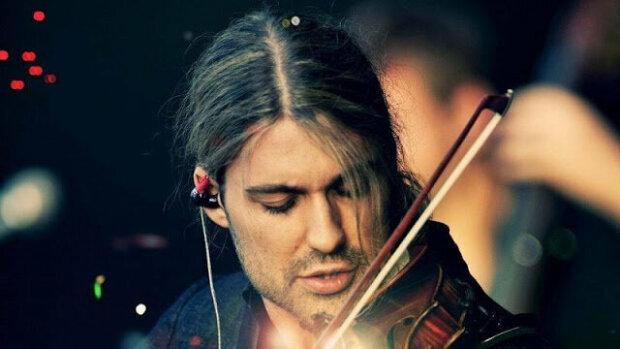 Chardash pro vás hraje ve výborném vystoupení nejrychlejší houslista na světě, David Garrett