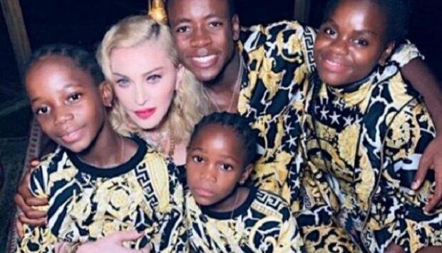 Jak a proč Madonna adoptovala čtyři děti z Afriky