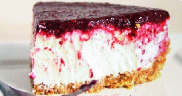 Tvarohový dort z řeckých jogurtů a bez pečení! Lepší jsem ještě neměla