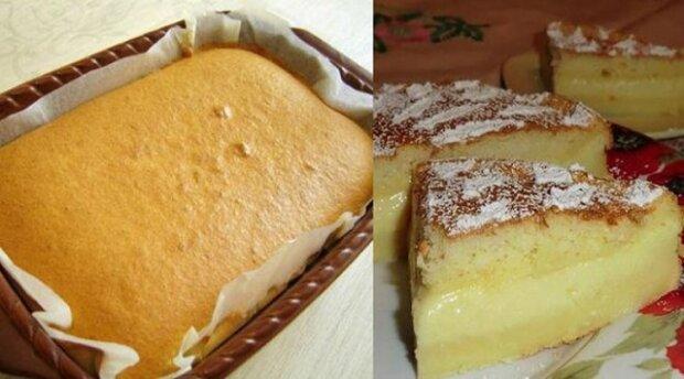 Doslova magický a velmi chutný koláč