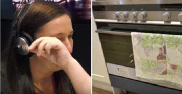 Muž od ní odešel, když byla ve 36. Týdnu těhotenství. Podívej se, co našla, když otevřela troubu