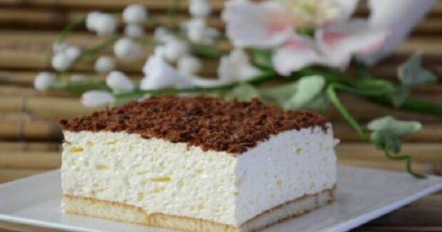 Neobvykle chutný desert, který připravíte během 15 minut bez pečení