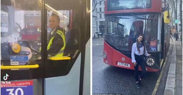 24letá dívka je nejkrásnější řidičkou autobusu na světě