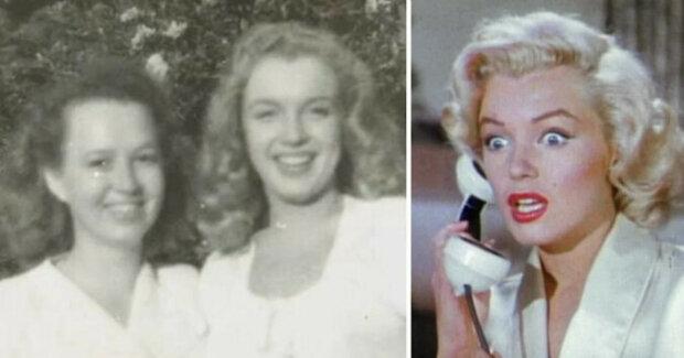 Starší sestra Marilyn Monroe je stále naživu. Jak vypadá?