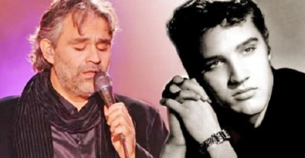 Musíte si poslechnout jak Andrea Bocelli zazpívá hit Elvise Presleyho – neuvěřitelné