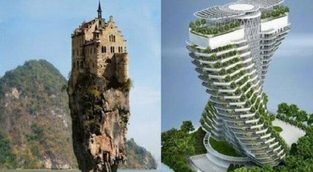10 nejkrásnějších a nejúžasnějších budov na světě