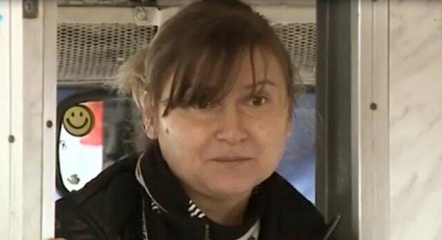 Řidička tramvaje se změnila k nepoznání