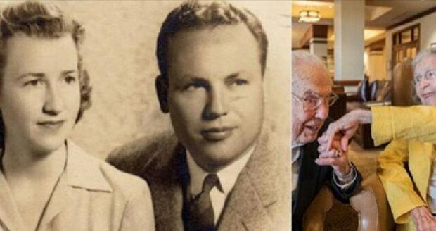 80 let společně: nejstarší pár oslavil výročí svatby