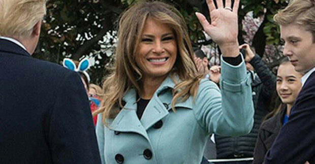 11 úžasných fotografií Melanie Trump v kabátu, který vás inspiruje ke změně vzhledu