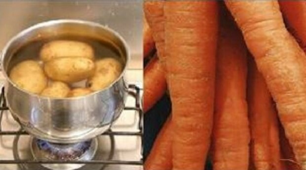 Ode dneška budu dávat do vařících se brambor mrkev! Škoda, že jsem o tomto nevěděla dříve