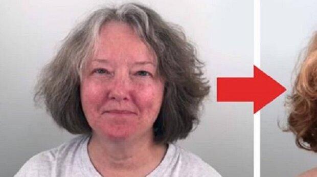 61-letá žena o sebe vůbec nepečovala. Po proměně si však lidé mysleli, že je jí o 20 méně