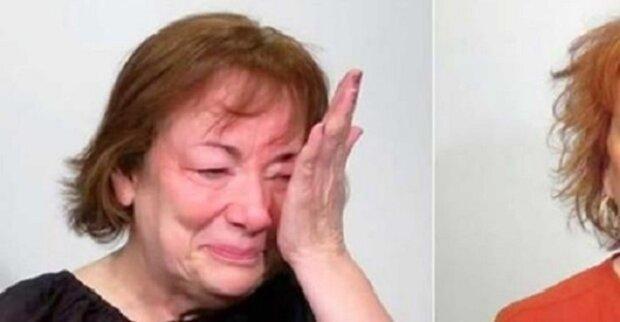 Žena, která se po 44 letech rozvedla prošla proměnou, která jí omladila o 20 let