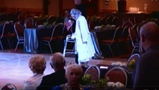 Neuvěřitelný tanec 94-leté tanečnice Matyldy  Klein: tančila jako by jí bylo 20