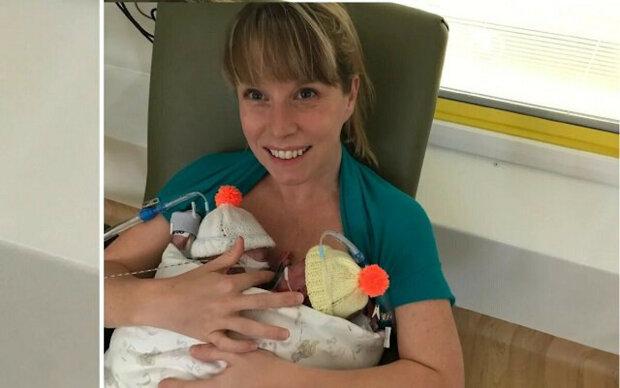 Dvojčatům, která se narodila s váhou 590 a 535 gramů, jsou nyní dva roky! Jaké jsou nyní?