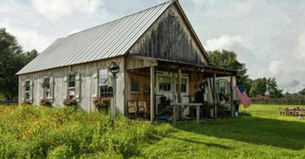 Pár zdědil dům po svých prarodičích, ale hlavní dědictví bylo skryto pod kobercem