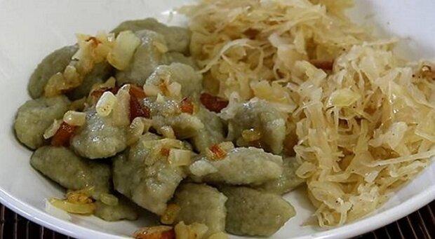 Recept na bramborové halušky. Zamilujete se do nich od prvního ochutnání